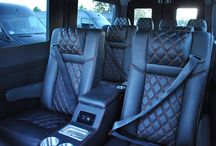 Family Travel / Take your family, your friends, and anyone you can think of for a ride in your Sprinter. There's enough room!