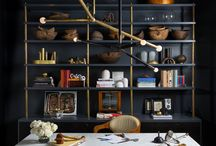COLLECT & DISPLAY / ideas on how to display collections, and fill bookshelves