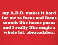 A Very Vagrant Mind / Life with ADHD...if you can't beat it, join it!