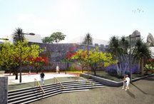 Acid Espacio Público / Proyectos para espacios públicos del estudio acid.