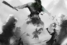 Viking inspiration and virtues
