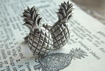 Pineapple / Ideas & inspiration for art deco pineapple