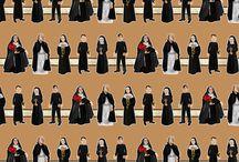 CATHOLIC fabric