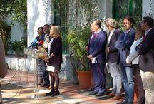 Noche en Blanco de Granada 2014 / Fundación Rodríguez-Acosta se une a esta iniciativa el viernes 24 de Octubre.