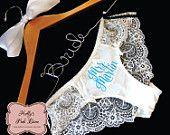 Bridal Panties