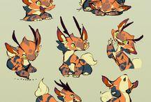 06.cute monster,animal