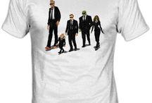 Camisetas Guardianes De La Galaxia / Diseños de camisetas basadas e inspiradas en #LosGuardianesDeLaGalaxia #GuardiansOfGalaxy / by Fanisetas.Com