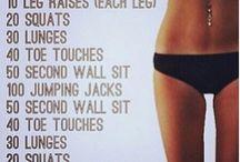workout..