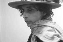 Bob Dylan / Genius. Enigma. Been a constant in my life since 1977.  Heroic singer who's greatest gift is not the writing but the voice.   / by Mark Dylan