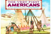 """The Very First Americans Vocabulary / Vocabulary and Activities for """"The Very First Americans"""" by Cara Ashrose / by Amy Hawkins"""