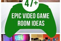 Gaming Room / Media Room