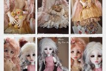The Trinket Box - Dolls and Wigs.