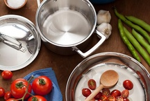 photo contest le creuset pairings / by Lidia Mitchum