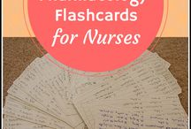Nursing 101 / Anything nursing related to help with my studies or to just give me a good laugh! / by Becky Griffin