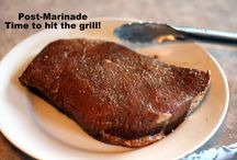 Marinades / by Amy Agee