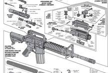 Cutaways - Weapon Schematics and Cutaways