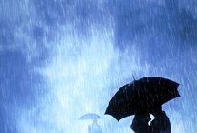 I love the rain...