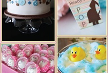 Baby Shower Ideas / by Teisha Brown