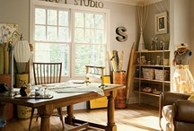 Art Studios and inspiration spaces