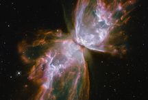 Nebulae / Nebulae are cosmic clouds of gas and dust.  / by HubbleTelescope