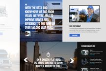Website inspirations