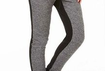Sportswear Styles / What to wear to look good while getting fit (or running to the shop).