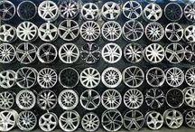 Autovelgen / Mooi makers voor je auto