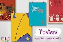 Posters - Top Quadros