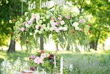 Свадебное оформление и флористика
