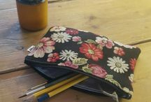 Pencil cases - zippered pouches