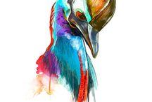 Lilyartist / Lily Perthuis artworks