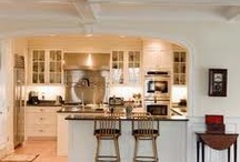 Kitchen remodel / by Jessica Byrne