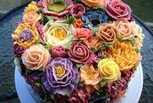 Cake styles I admire