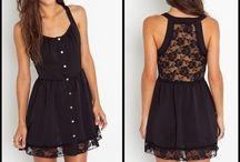 Dresses I'd like to wear...