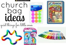 Toddler Church Bag