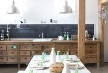 Ideeën voor de keuken