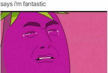sarcastic drama/cartoons