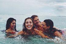 Friends + Summer