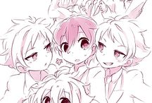 I scream Ouran! U scream.... Twincest