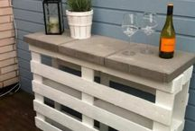 Mother's Day DIY Project - Pallet Furniture / Inspiration for Mother's Day gift ideas