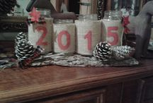 my christmas  DIY decor / diy decor items for christmas