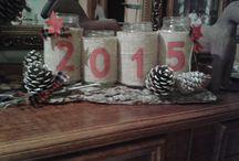 my christmas  DIY decor / diy decor items for christmas