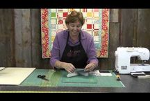Tutorials / quilting, sewing, crochet, bags etc / by Marelize Ries