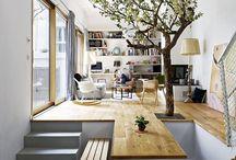 home design - living room.