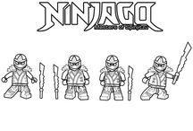 Lego ninjago spinjitsu