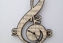 Treble Clef / Cute