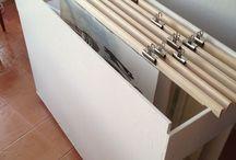Paper/Art Storage