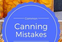 Canning correctly
