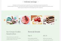 webデザイン sweet