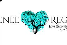 Love Grows in Unexpected Places / My new logo, and the inspiration for the Love Grows series, coming in 2017